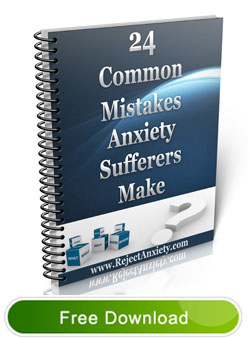 Anxiety Disorders Free Book